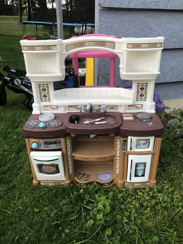 Kids Play Kitchen For Sale In Alden Ny Offerup