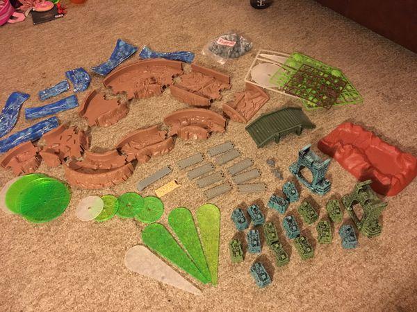 Warhammer tabletop terrain games workshop 40k for Sale in Modesto, CA -  OfferUp