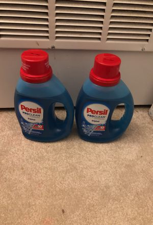 Persil Laudry Detergent for Sale in Silver Spring, MD