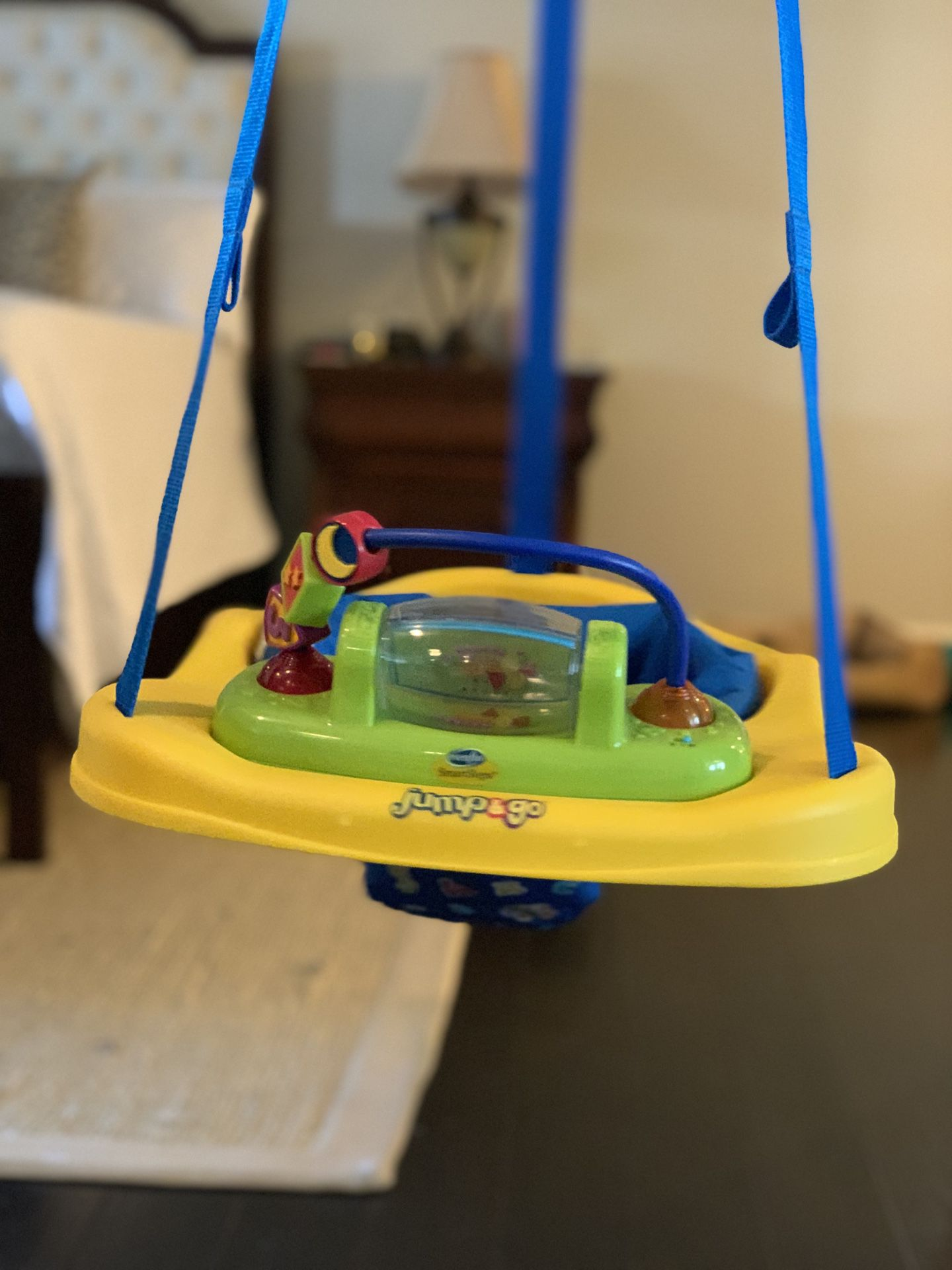 Jump & Go Baby Jumper