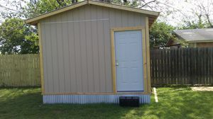 Storage Shed For In San Antonio Tx