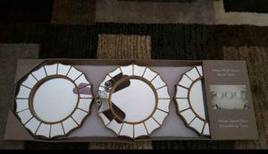 3 Mirror Wall Decor for Sale in Fairfax, VA