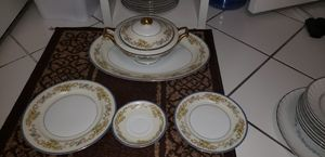 Dinnerware Chinese printed by hand for Sale in Houston, TX