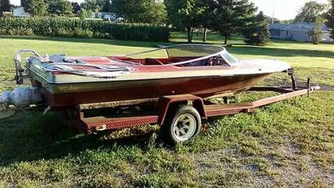 1978 baja jet boat