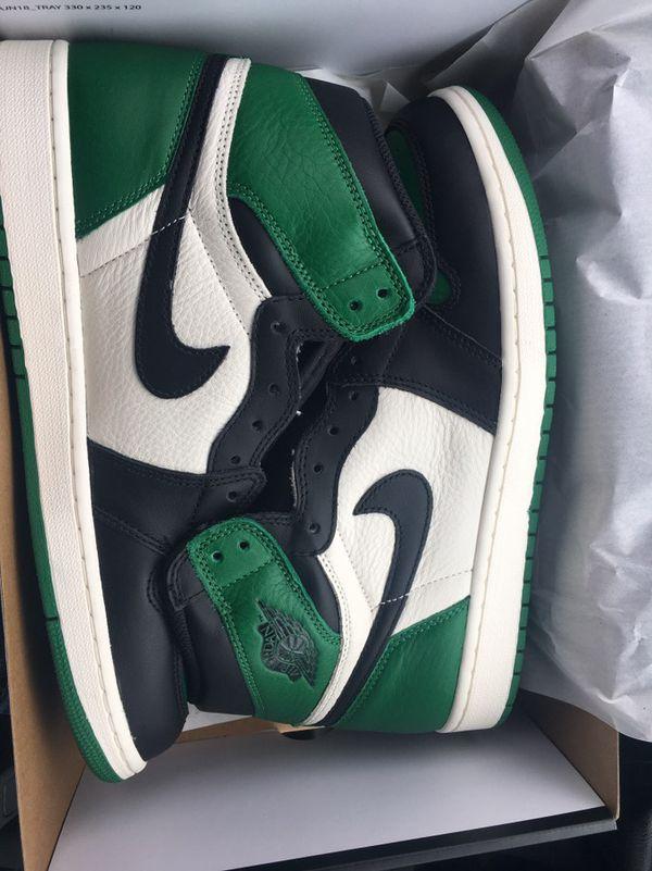 3647b4c6e5b327 Jordan 1 Pine Green Size 12 for Sale in Houston