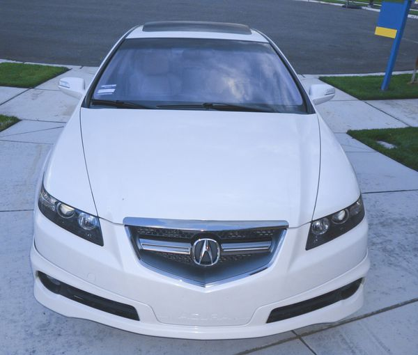 2007 ACURA TL Clean Title, No Accident Or Damage For Sale