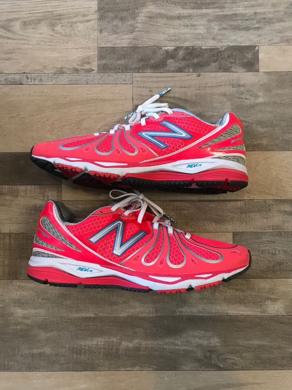 c90e2318e3753 New Balance women's 890 Breast Cancer Running shoes size 8.5 B for ...