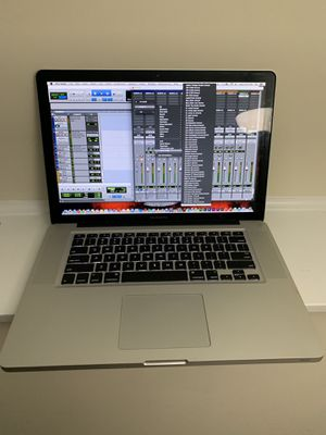 """2011 Apple MacBook Pro """"Core i7"""" 2.26 15""""- Pro Tools and more for Sale in Germantown, MD"""