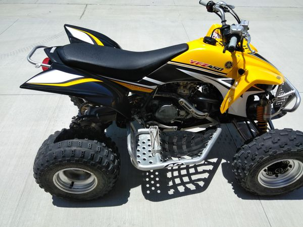 2005 yfz 450 special edition