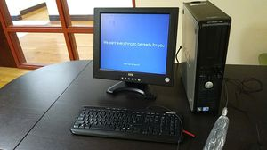 PC Deal Today, Dell Optiplex 780 Window 10 4GB Ram 160GB Keyboard Mouse for Sale in Orlando, FL