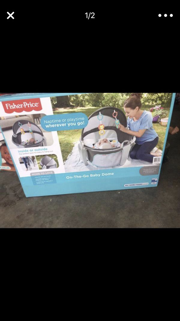 647535ca9a17 On the go baby dome new (Baby   Kids) in Paramount