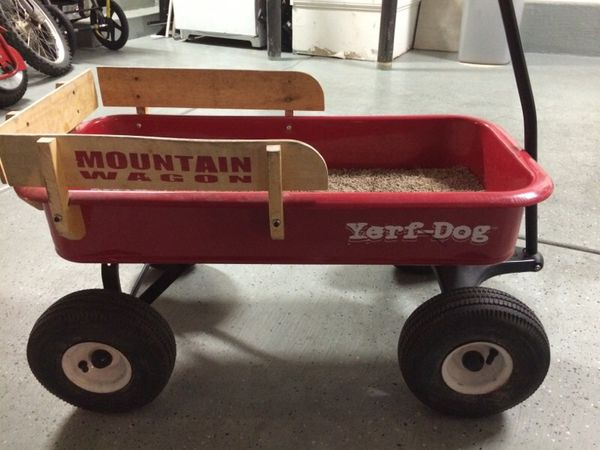 Yerf Dog Wagon | The Wagon
