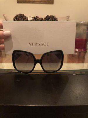 Versace Sunglasses black for Sale in Fairfax, VA