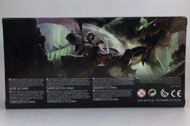 JADA DUNGEONS & DRAGONS DIE CAST FIGURES BEHOLDER-ORC-ELF-PALADIN-RANGER & BOO Thumbnail