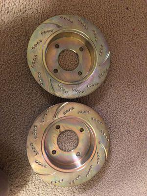 Discos de frenos traseros para Nissan Altima 2002 for Sale in Oxon Hill, MD