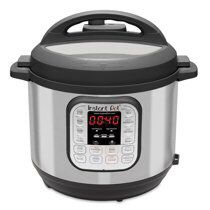 Photo Instant Pot DUO60 6-Quart 7-in-1 Multi-Use Programmable Pressure Cooker, Slow Cooker, Rice Cooker, Sauté, Steamer, Yogurt Maker and Warmer