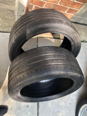 Michelin pilot super sport 245/40/18 pair for Sale in Centreville, VA