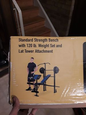 Marcy Bench/Strength Machine for Sale in Annandale, VA