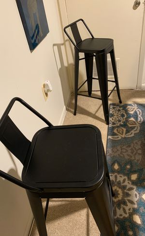 Amazing New And Used Bar Stools For Sale In Rockville Md Offerup Bralicious Painted Fabric Chair Ideas Braliciousco