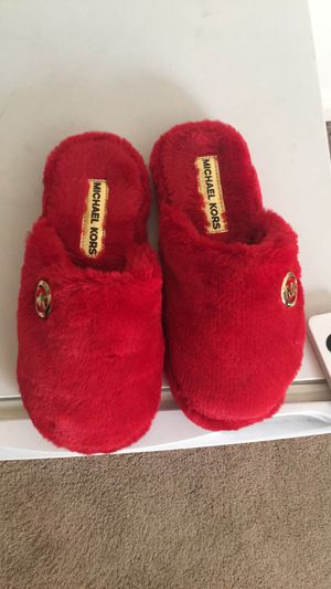 Authentic Michael Kors slippers for Sale in Lynchburg, VA
