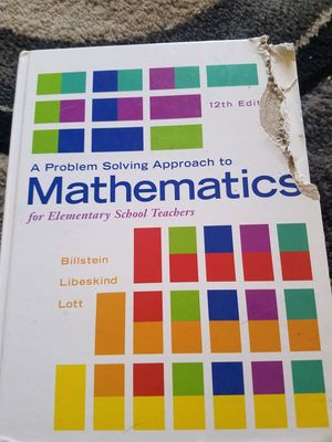 Math book for Sale in Denver, CO