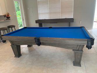 Mesa Pool Table Thumbnail