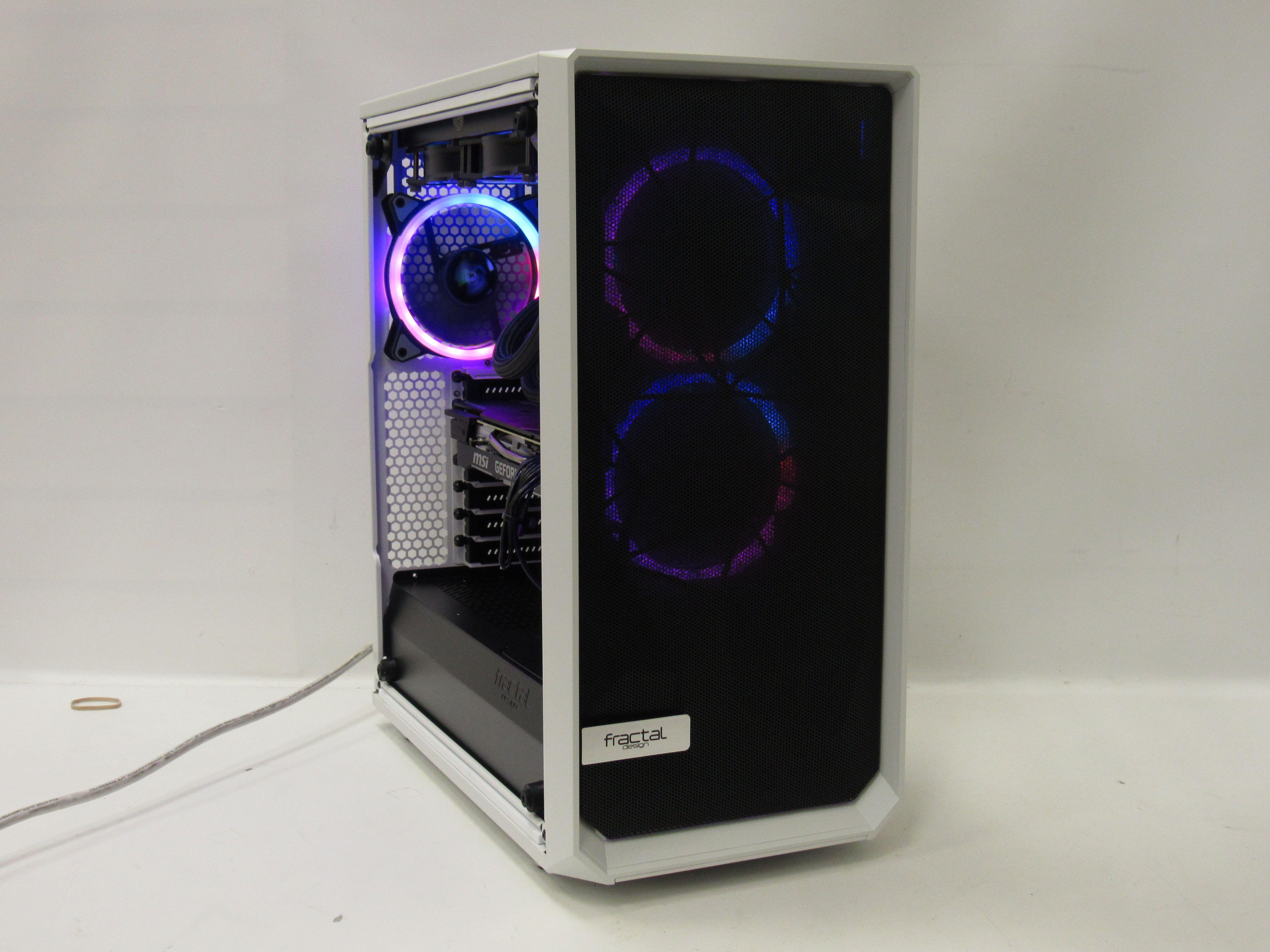 **FINANCING + BRAND NEW ** Custom Build Gaming PC AMD Ryzen 7 3700X 16GB DDR4 RAM 500GB SSD RTX 2070 Super (8GB) Graphics Card Windows 10