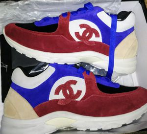 2018 CHANEL SUEDE TRAINERS for Sale in Washington, DC