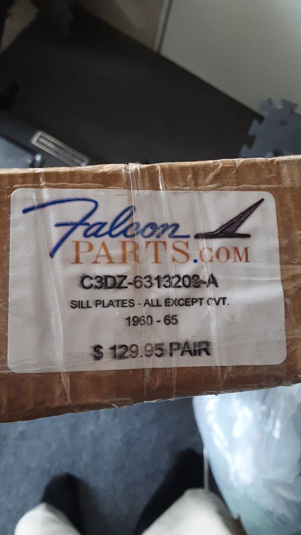 1963-1965 ford falcon ranchero door sill plates for Sale in Newark, CA -  OfferUp
