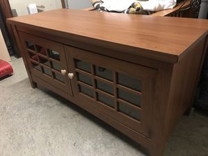 NICE TV TABLE STAND. $60 OBO. for Sale in Washington, DC