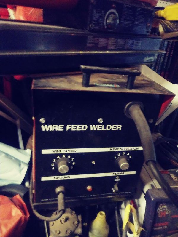 WIRE FEED WELDER gas and electric for Sale in Wynnewood, PA - OfferUp