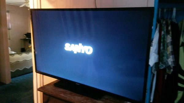 Sanyo tv 55 inch  Is not a smart tv  for Sale in Plant City, FL - OfferUp