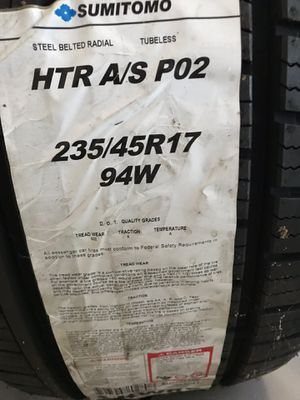 2 brand new tires for Sale in Ashburn, VA