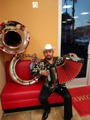 Tuba con norteño for Sale in Compton, CA