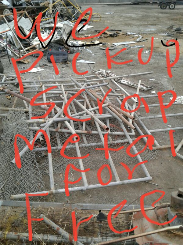 Free We pick up scrap metal ♻ for free for Sale in Perris, CA - OfferUp