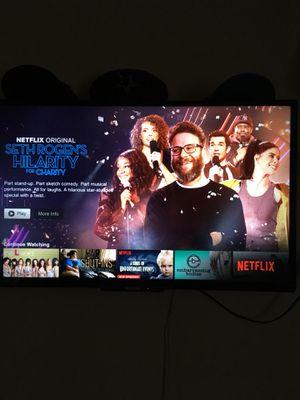 """40"""" Phillips smart tv led for Sale in Virginia Beach, VA"""