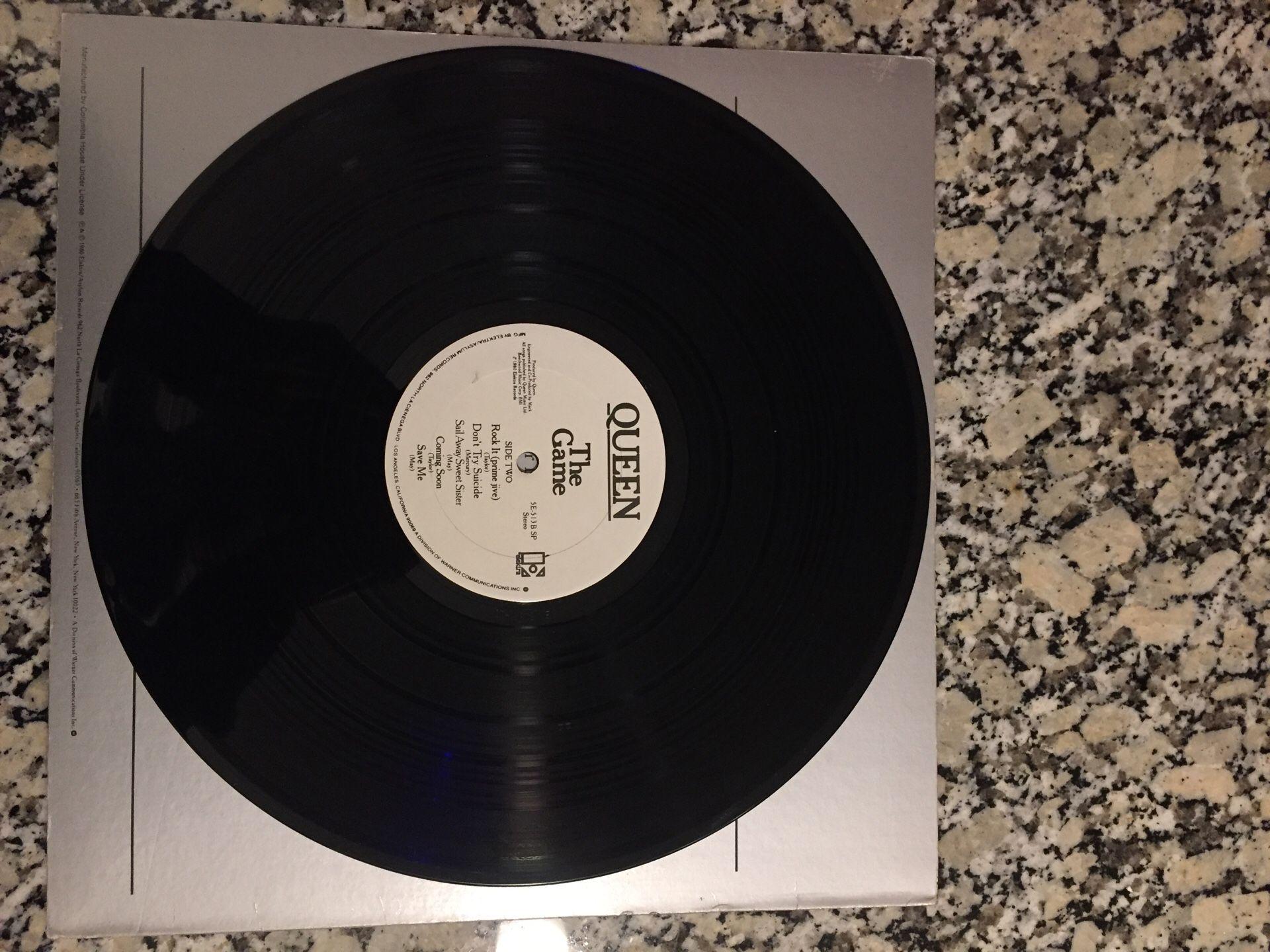 Music, Record, Vinyl, Queen