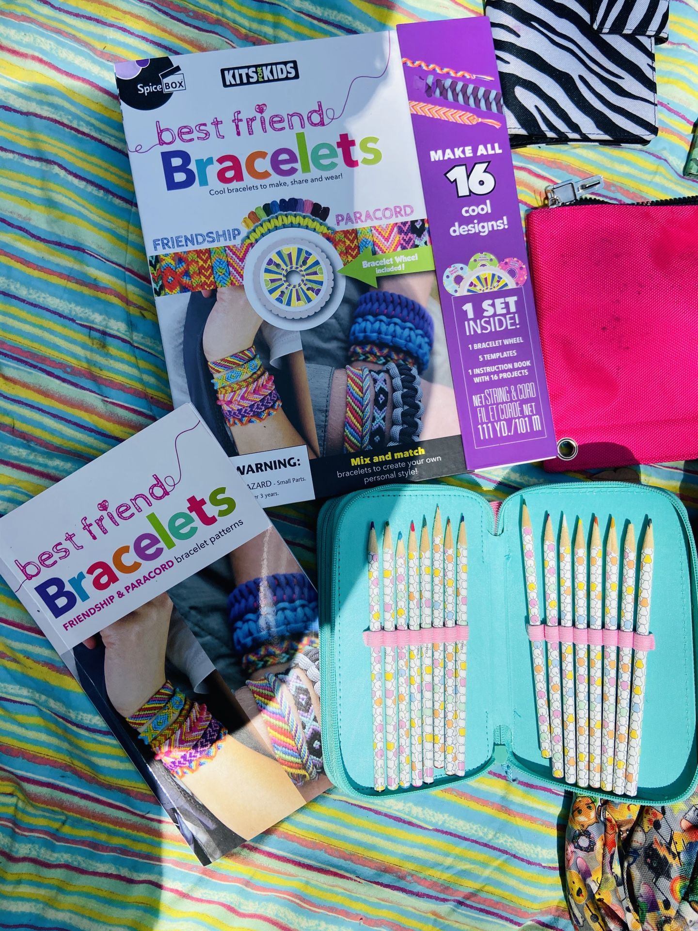School supplies of all kinds