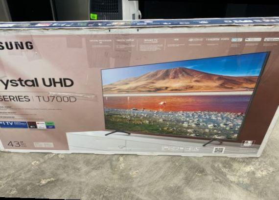 Samsung 43 inch tv 📺 UG7