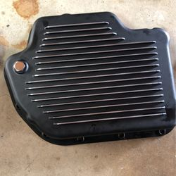 Brand new in the box4 00 Turbo Transmission pan Thumbnail