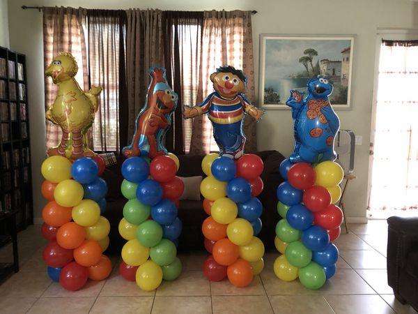 Balloon Columns New Party Decorations For Sale In Boynton Beach