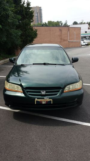 2000 Honda Accord LX for Sale in Rockville, MD