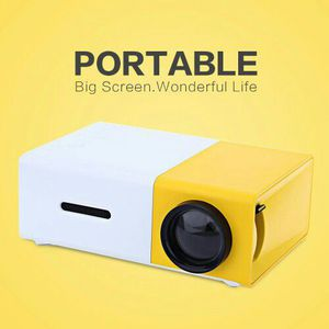Brand New in Box / 1080p High Definition / TV Projector / Portable / with Powerbank function for Sale in Washington, DC