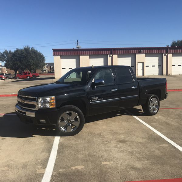 2009 Chevy Silverado 1500 Texas Edition