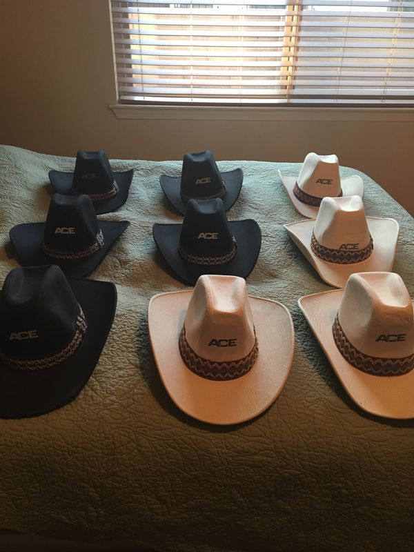574a8db9164 9 brand new Newport cowboy hats for Sale in Albuquerque