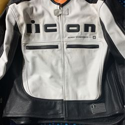 Icon Motorcycle Jacket Motorhead  Thumbnail