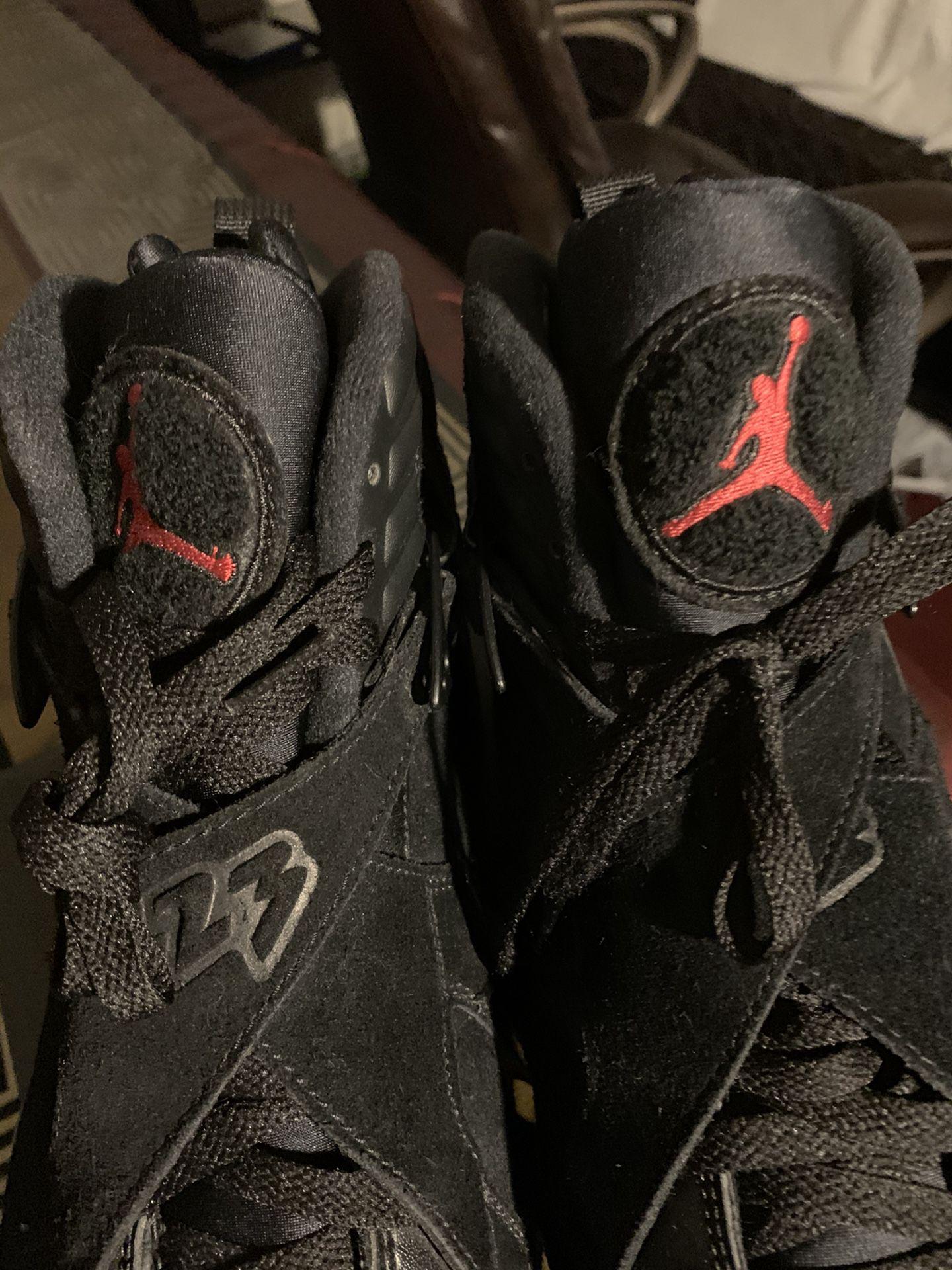 Jordan 8 Bred