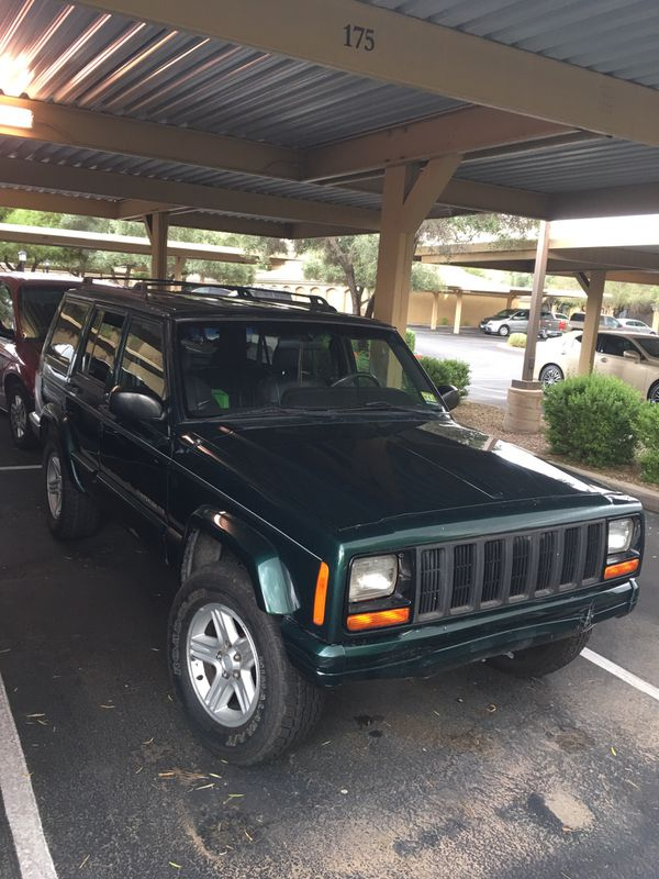 Toyota Henderson Nc >> 2000 Jeep Cherokee Xj for Sale in Chandler, AZ - OfferUp