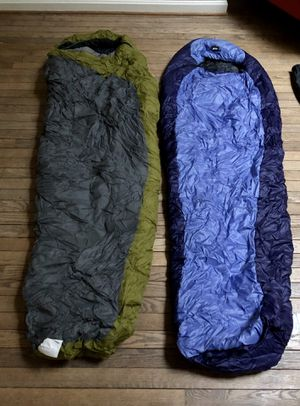 REI Sleeping bags x2 for Sale in Alexandria, VA