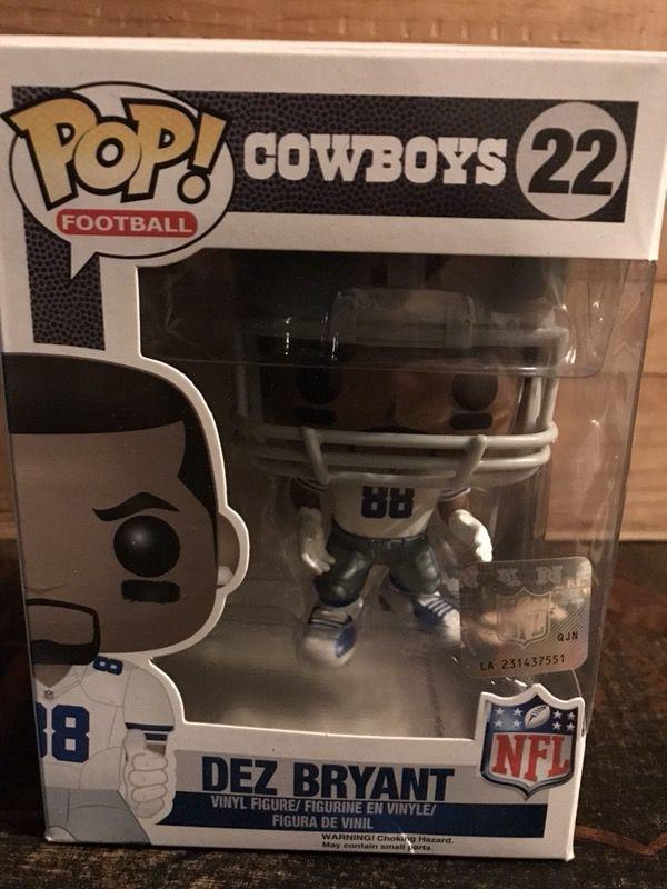Dez Bryant Funko Pop Dallas Cowboys For Sale In Riverside Ca Offerup